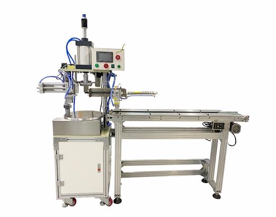 流水线式自动转盘铆压机